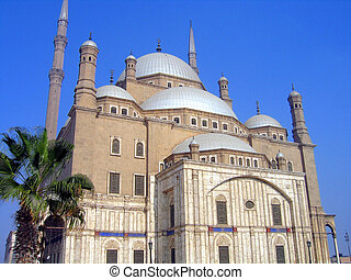 Mosque Mohammad Ali - Beautiful mosque of Mohammad Ali in...