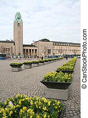 Helsinki - Spring in Helsinki
