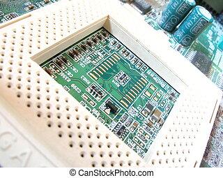 processor, computer, - socket,