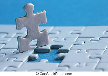i belong in - one puzzlepart out of the puzzle