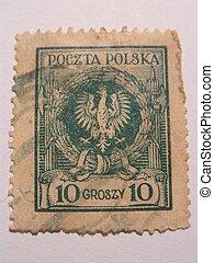 Old stamp - old stamp