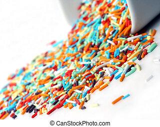 Sprinkles - Rainbow Sprinkles