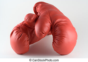 Pair of Boxing Gloves - Two boxing gloves
