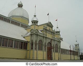 Aberdeen Pavilion 1 - Aberdeen Pavilion, Landsdowne Park,...