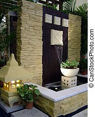 Japanese Fountain - Japanese Indoor Fountain