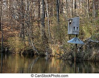 Duck Box - Duck Nesting Box