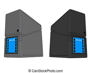 3D Servers ND #2.