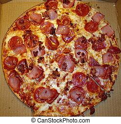 pizza whole - pizza