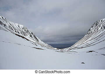 Lairig Ghru, Cairngorms, Scottish Highlands