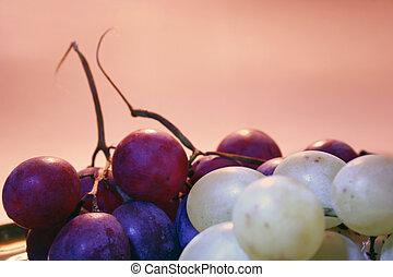 Grapes. - Still life