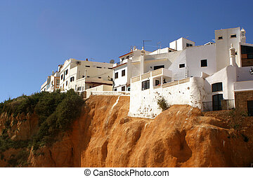 beach house 2 - beach homes on a cliff in Albufeira,...