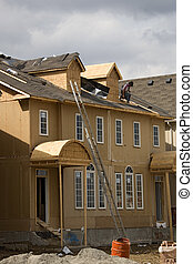 construction roofing.