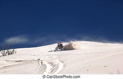 Trailbike Rider
