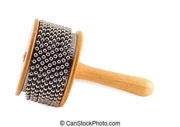 Percussion Instrument Afuche Cabassa Shaker - A percussion...