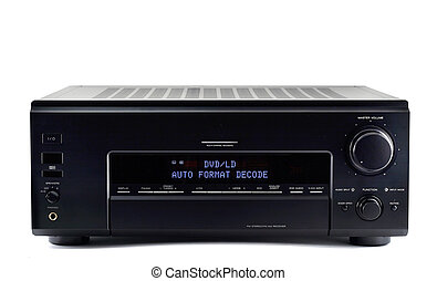 Home Theater Stereo Receiver - Home Theater 51 Surround...