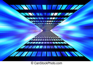 Abstract Tunnel - Abstract Background