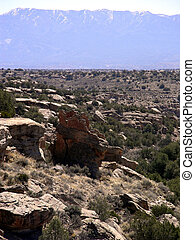 Desert Stronghold - Stronghold House at Hovenweep National...