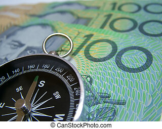 Directions of Money - Go where the money flows!