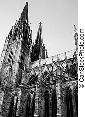 Regensburg#37 - Cathedral in Regensburg