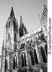 Regensburg39 - Cathedral in Regensburg