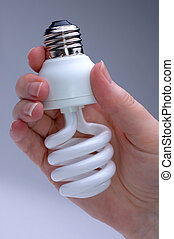 Energy Saver Lightbulb - Power Saver Light Bulb
