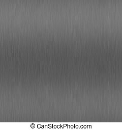 Brushed Gunmetal - dark gray gunmetal brushed aluminum...