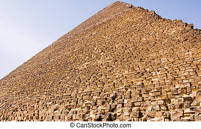Pyramids - Egyptian Pyramids Location: Giza, Egypt