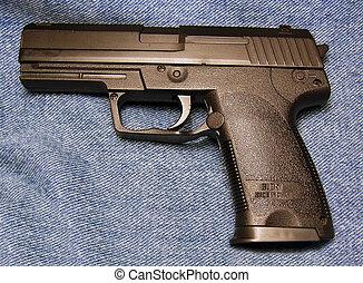 Gun - 2 - Semiautomatic Gun