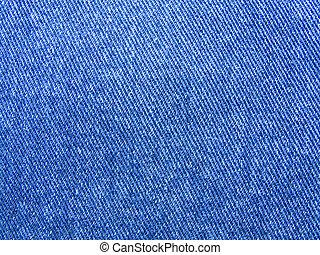 Blue jeans pattern