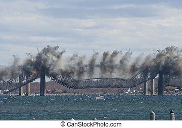 ponte, Demolição