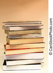 Education - Books Pile