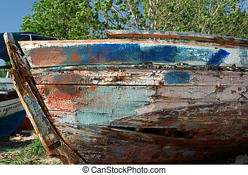hull - old hull