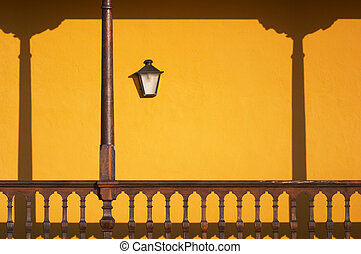 Balcony, Canary Islands