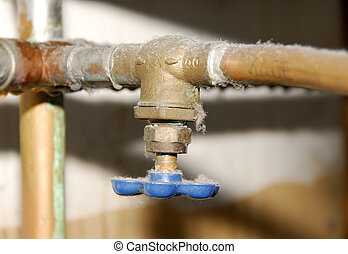 Valve - Photo of a Water Valve