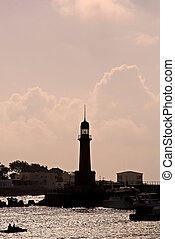 Light House - Light house at Alexandria, Egypt