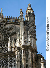 cathedral details