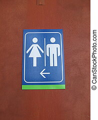 Universal Men and Wo - Universal men's and women's room...
