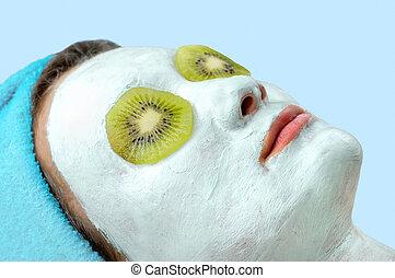 2, masque
