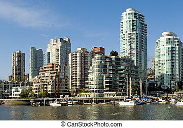 Vancouver downtown