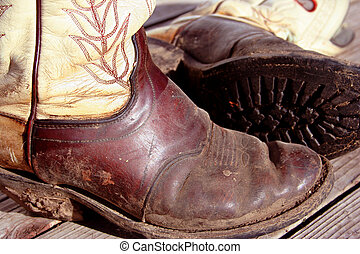 Idaho Mud 2 - Muddy Cowboy Boots