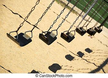 Swings - Park Swings