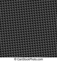Rendered Carbon Fiber