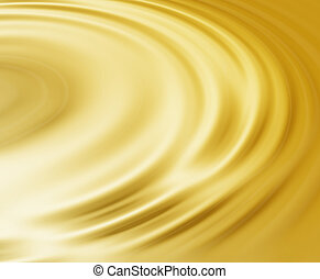 White Wine Ripple - White wine closeup - also could be beer,...