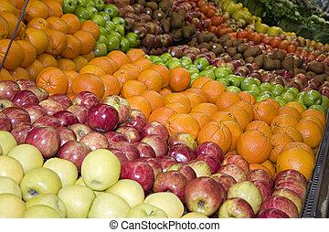 fruit department