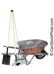 Suministros, jardinería