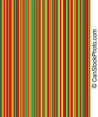Fruity Pinstripes - An image of bright pinstripes.