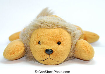 Soft toy - lion soft toy