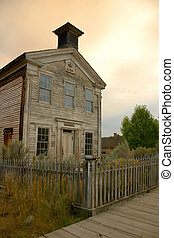 Masonic Lodge - Lodge in historic Bannack Montana