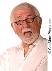 Ya Don\\\'t Say! - Expression of man being surprised