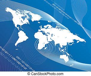 mundo, globalização